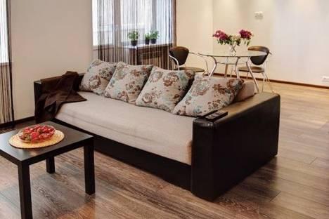 Сдается 1-комнатная квартира посуточнов Михайловске, ул. 50 лет ВЛКСМ, 18.