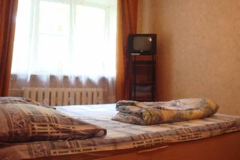 Сдается 1-комнатная квартира посуточно в Костроме, ул. Никитская, 126.