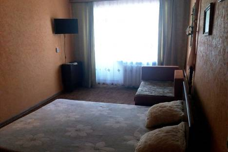 Сдается 1-комнатная квартира посуточно в Ставрополе, ул. Семашко, 16.
