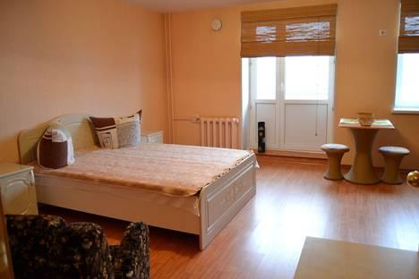 Сдается 1-комнатная квартира посуточно в Петрозаводске, Суворова, 21.