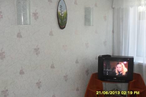 Сдается 1-комнатная квартира посуточнов Ижевске, ул. Фруктовая, 33.