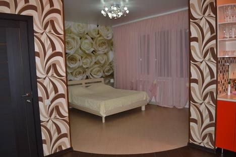 Сдается 1-комнатная квартира посуточно в Новочеркасске, ул. Крылова, 17.