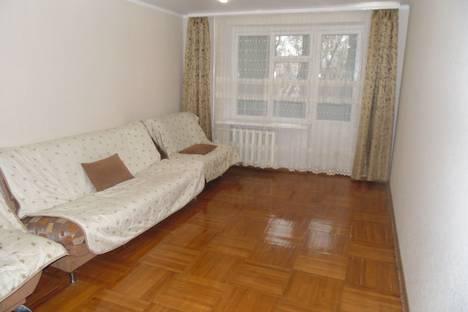Сдается 3-комнатная квартира посуточно в Кисловодске, веленградская 21.