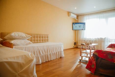 Сдается 2-комнатная квартира посуточно в Ульяновске, ул. Орлова, 27.