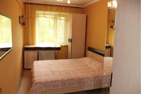 Сдается 3-комнатная квартира посуточнов Мегионе, ул. Менделеева, д. 6б.