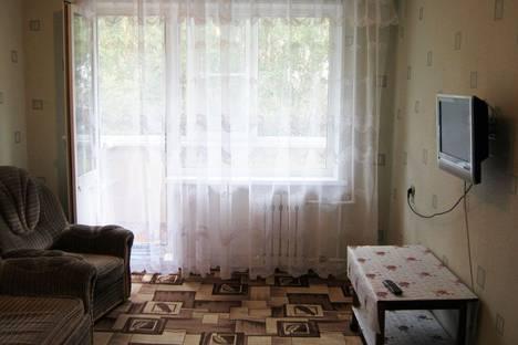 Сдается 2-комнатная квартира посуточно в Петропавловске-Камчатском, ул. Академика Заварицкого, 4.