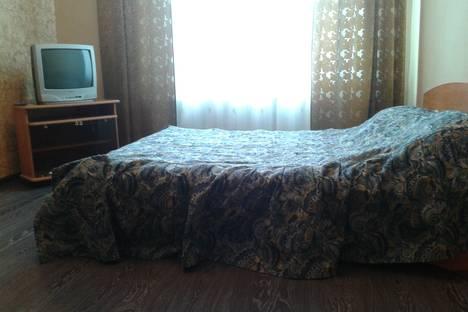 Сдается 1-комнатная квартира посуточнов Сарапуле, ул. Дачная 2-я,.