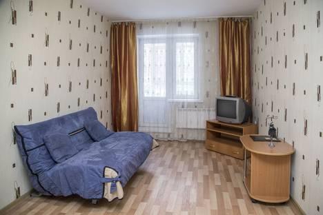 Сдается 1-комнатная квартира посуточно в Красноярске, ул. Молокова, 12-1.