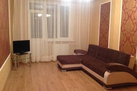 Сдается 2-комнатная квартира посуточнов Казани, Чистопольская 16/15.
