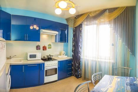 Сдается 1-комнатная квартира посуточнов Красноярске, ул. Молокова, 40.