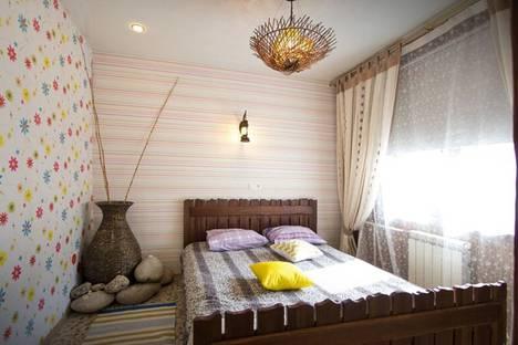 Сдается 1-комнатная квартира посуточно в Красноярске, ул. 78 Добровольческой бригады, 4-1.