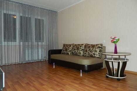 Сдается 2-комнатная квартира посуточно в Набережных Челнах, проспект Чулман, д.21.