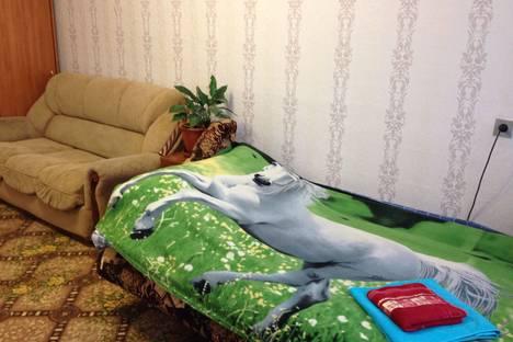 Сдается 1-комнатная квартира посуточнов Новом Уренгое, Пр-к/т Ленинградский 12а.