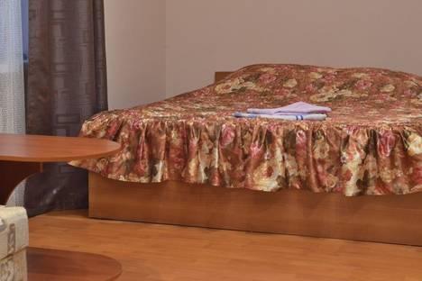 Сдается 1-комнатная квартира посуточно в Екатеринбурге, проспект Космонавтов, 82.