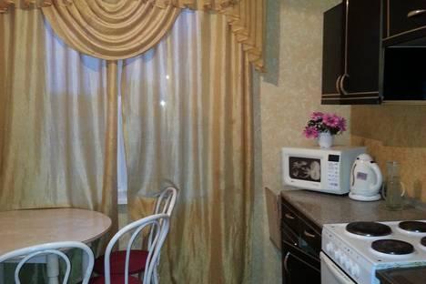 Сдается 2-комнатная квартира посуточно в Ульяновске, Новый город  Ульяновский проспект, 2.