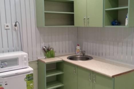 Сдается 1-комнатная квартира посуточнов Ульяновске, Новый город проспект Дружбы Народов, 5.