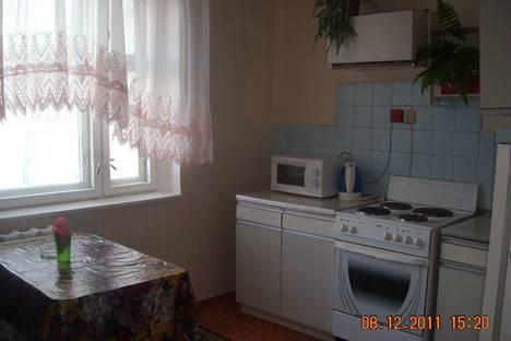 Сдается 3-комнатная квартира посуточнов Ульяновске, Новый город проспект Врача Сурова, 23.