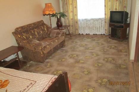 Сдается 1-комнатная квартира посуточно в Рязани, ул. Есенина, д 34.