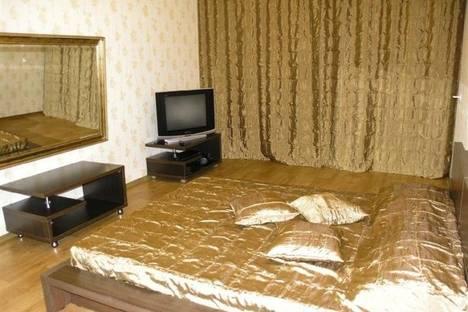 Сдается 1-комнатная квартира посуточнов Уфе, ул. Маршала Жукова, 25.