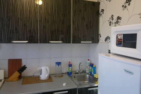 Сдается 2-комнатная квартира посуточнов Кургане, Пролетарская 65.