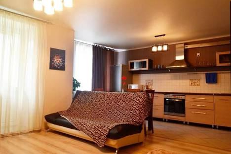 Сдается 1-комнатная квартира посуточнов Вологде, ул. Щетинина, 8.
