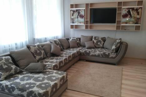Сдается 2-комнатная квартира посуточно в Курске, ул. Челюскинцев, 9.
