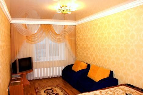 Сдается 1-комнатная квартира посуточнов Орле, переулок Межевой, 7.