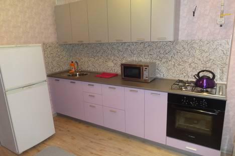 Сдается 1-комнатная квартира посуточнов Чебаркуле, бульвар Карпова, 2а.