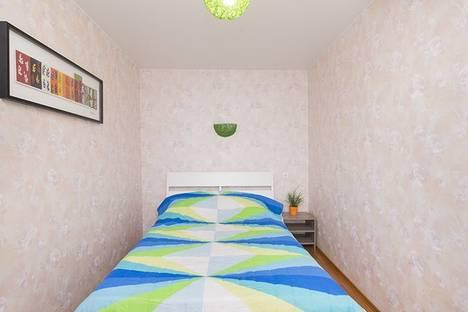 Сдается 2-комнатная квартира посуточнов Екатеринбурге, Челюскинцев, 29.
