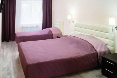 Сдается 2-комнатная квартира посуточнов Бузулуке, 2 микрорайон 31 дом.