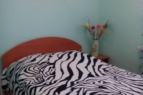 Сдается 2-комнатная квартира посуточно в Майкопе, ул. Герцена 104.