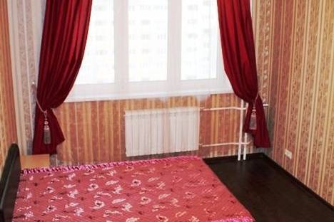 Сдается 1-комнатная квартира посуточнов Балашихе, Ситникова улица, 6.