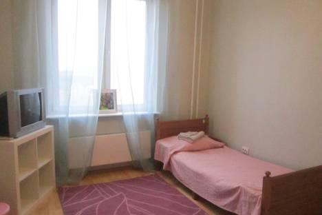 Сдается 2-комнатная квартира посуточно в Подольске, ул. 43 Армии, д.17а.