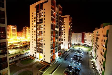 Сдается 1-комнатная квартира посуточно в Тюмени, ул. Эрвье, 24к2.