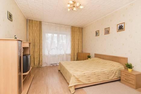 Сдается 1-комнатная квартира посуточно в Екатеринбурге, Бардина, 7.