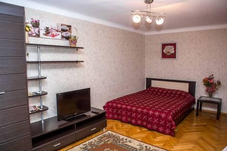 Сдается 1-комнатная квартира посуточно в Краснодаре, Офицерская 50/а.
