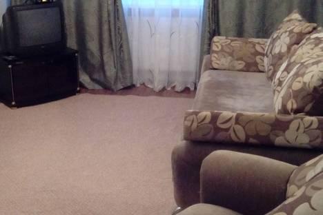 Сдается 2-комнатная квартира посуточнов Омске, ул. Магистральная, 40б.