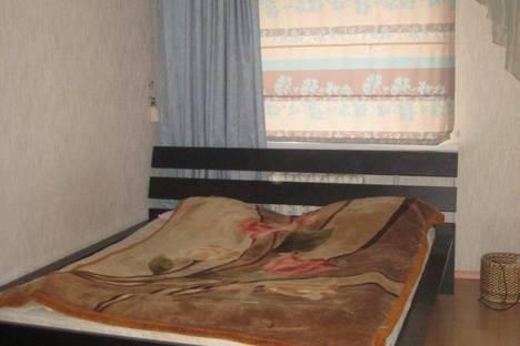 Сдается 2-комнатная квартира посуточнов Ухте, проспект Ленина, 48.