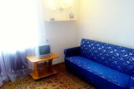 Сдается 1-комнатная квартира посуточнов Казани, Петербургская ул., 32.