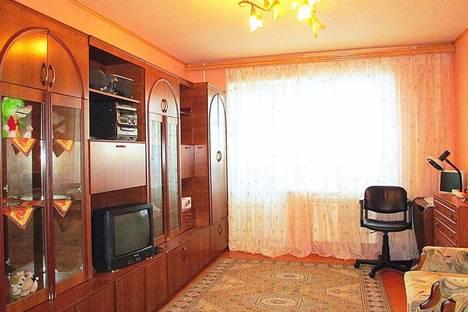 Сдается 2-комнатная квартира посуточно в Старом Осколе, мкр. Юбилейный, д.4.