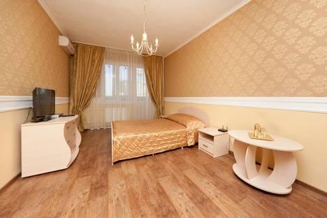 Сдается 1-комнатная квартира посуточно в Краснодаре, Селезнева 4/7 (Ставропольская 107/9).