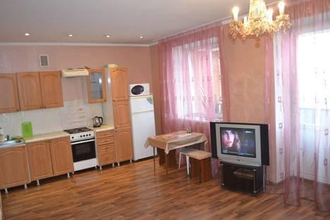 Сдается 1-комнатная квартира посуточно в Абакане, ул. Трудовая, 9.