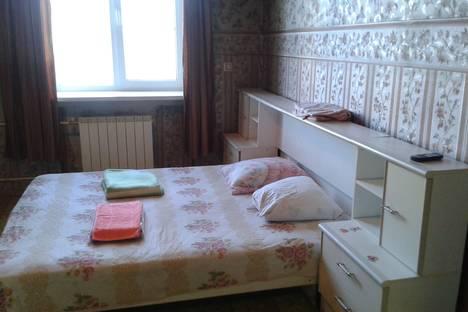 Сдается 3-комнатная квартира посуточно в Волгограде, ул. Советская, 27.