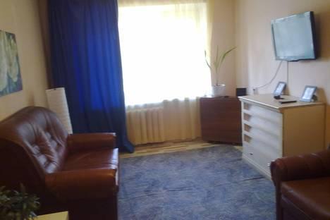 Сдается 2-комнатная квартира посуточнов Казани, ул. Рабочей молодежи 22 Вахитовский район.