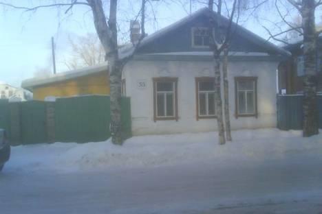 Сдается коттедж посуточно в Великом Устюге, Великий Устюг ул. Красноармейская д.35.