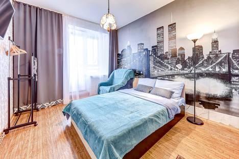 Сдается 1-комнатная квартира посуточно в Санкт-Петербурге, Пулковская,  6 корпус 2.