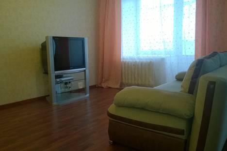 Сдается 1-комнатная квартира посуточнов Перми, ул. Луначарского, 66.