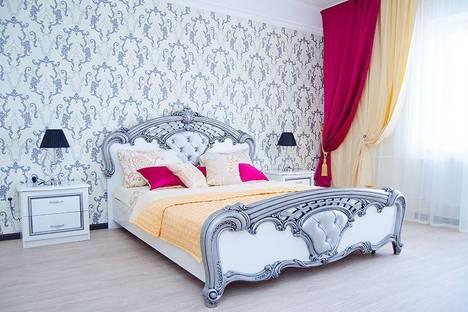 Сдается 1-комнатная квартира посуточно в Челябинске, проспект Победы, 382а.