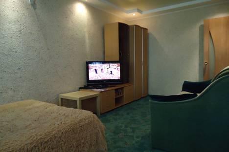 Сдается 1-комнатная квартира посуточно в Горно-Алтайске, Коммунистический проспект, 84/1.