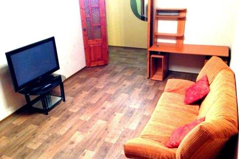 Сдается 3-комнатная квартира посуточно, проспект Ленина, 33.
